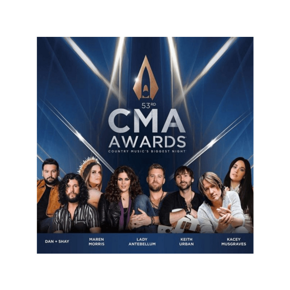 VARIOUS - Cma Awards 2019-Country Music's Biggest Night - (CD)