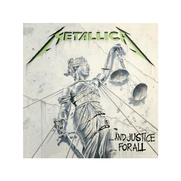 Metallica - ...And Justice For All (Remastered) - (CD)