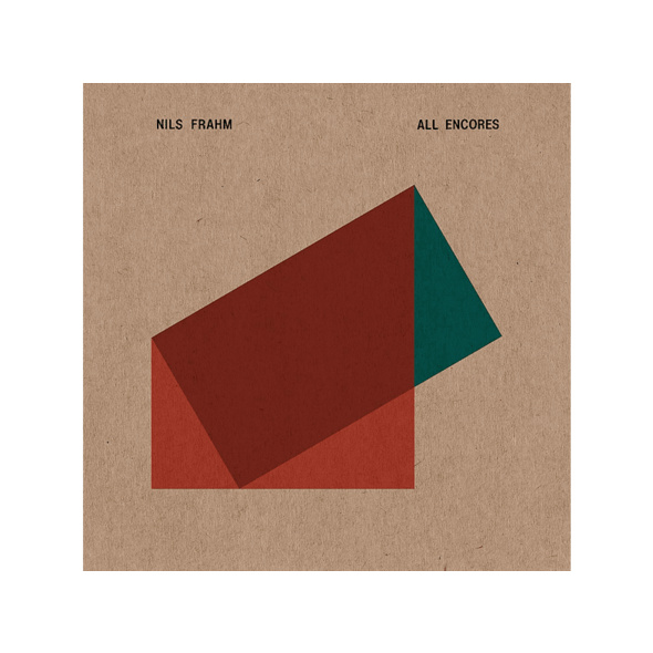 Nils Frahm - All Encores - (CD)