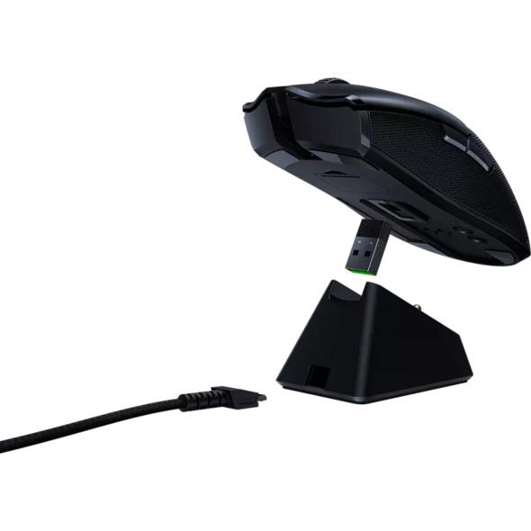 RAZER Viper Ultimate Wireless & Mouse Dock Wireless Gaming Maus, kabellos, Schwarz