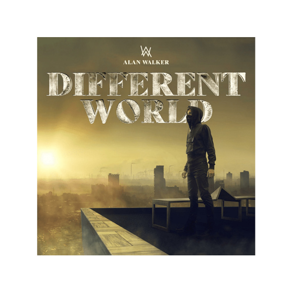Alan Walker - Different World - (CD)