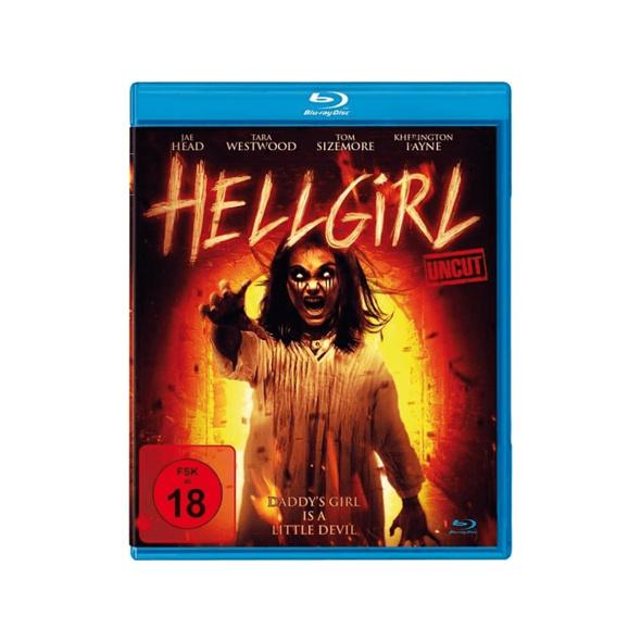 Hellgirl-Uncut - (Blu-ray)