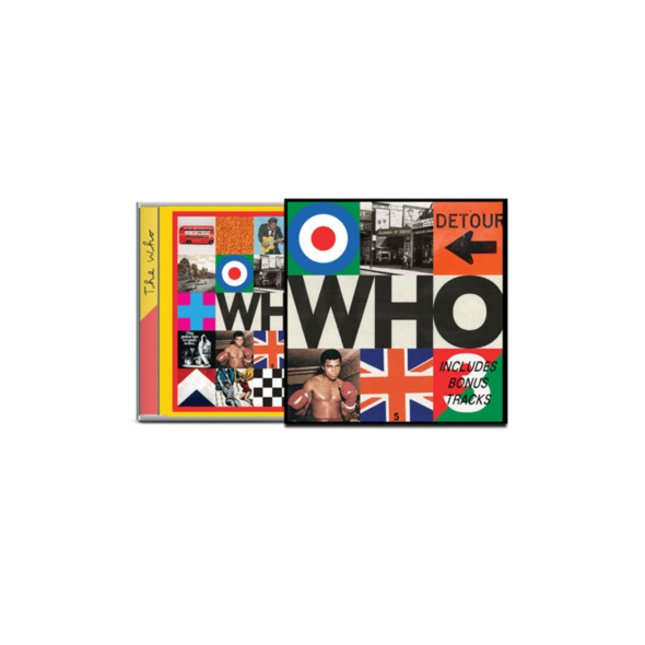 The Who - Who (Deluxe Edition) - (CD)
