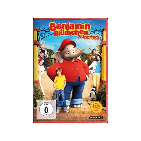 Benjamin Blümchen-Der Kinofilm - (DVD)