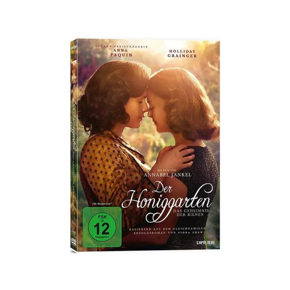 Der Honiggarten-Das Geheimnis der Bienen - (DVD)