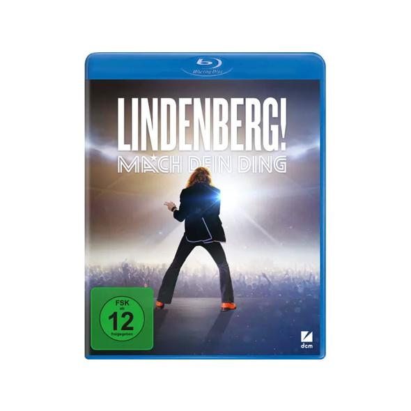 Lindenberg! Mach dein Ding - (Blu-ray)