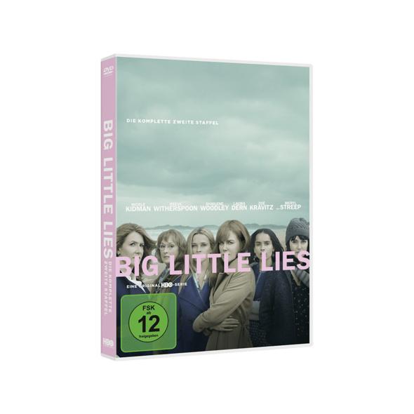 Big Little Lies - Staffel 2 - (DVD)