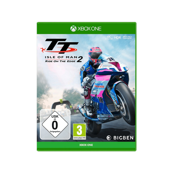 TT Isle of Man 2: Ride On The Edge - Xbox One