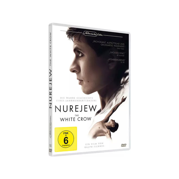 Nurejew - The White Crow - (DVD)