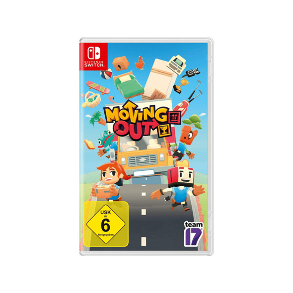 SW MOVING OUT - Nintendo Switch