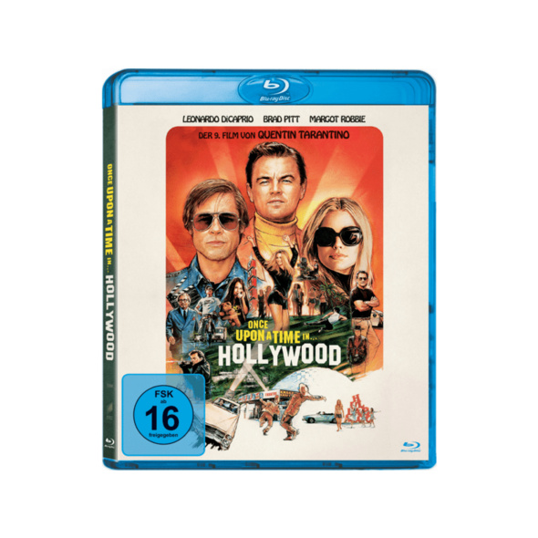 Once Upon A Time In… Hollywood - (Blu-ray)