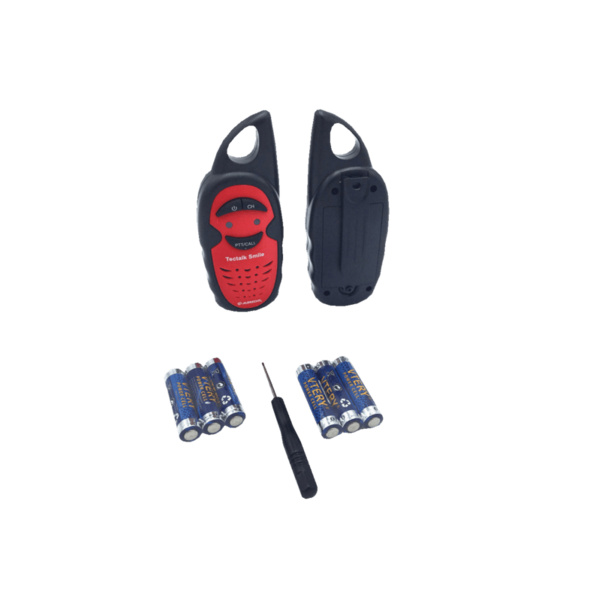 ALBRECHT Tectalk Smile Kinder Walkie Talkie