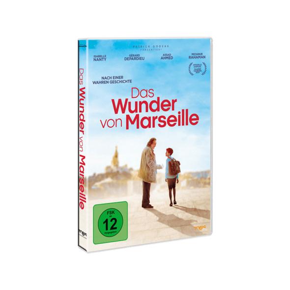 Das Wunder von Marseille - (DVD)