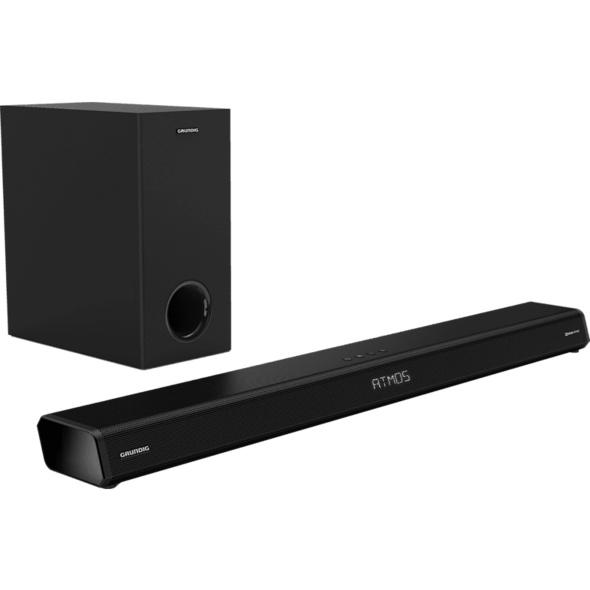 GRUNDIG DSB 2000, Soundbar, schwarz