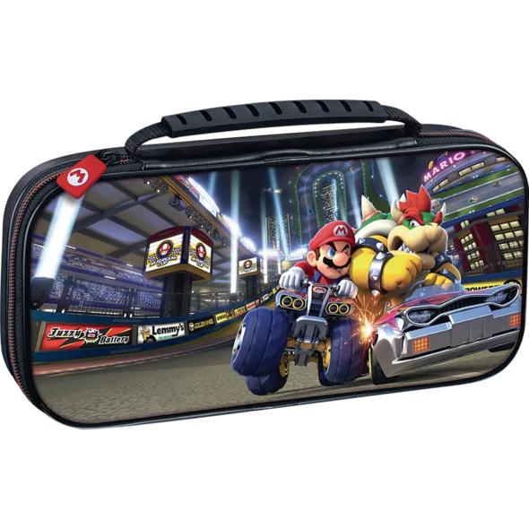R.D.S. Deluxe Transporttasche Mario Kart Motiv Travel Case, Motiv/Mehrfarbig