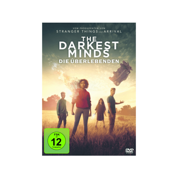 The Darkest Minds - Die Überlebenden - (DVD)