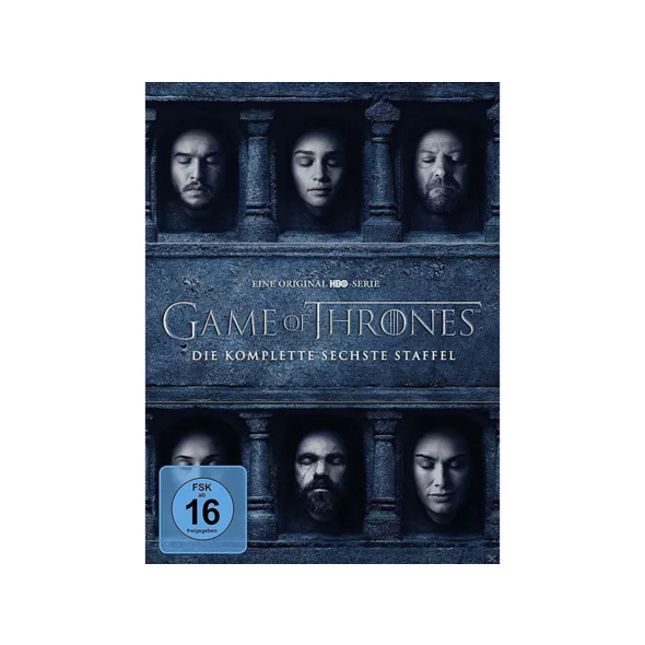 Game of Thrones - Staffel 6 - (DVD)