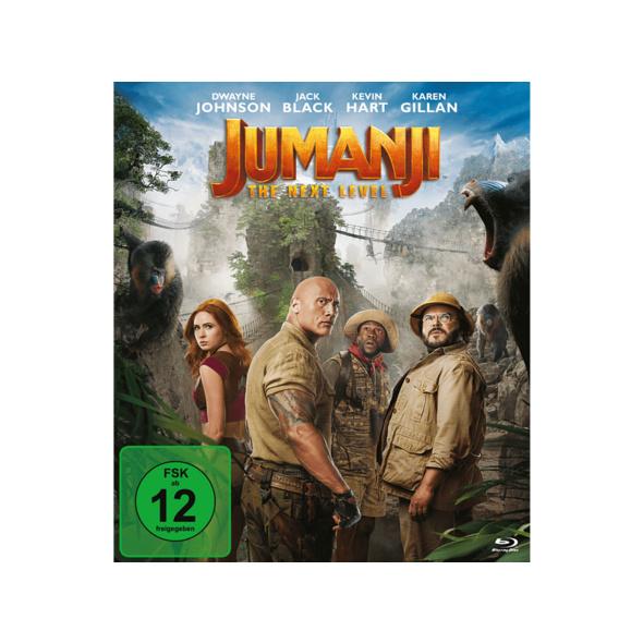 Jumanji: The Next Level - (Blu-ray)