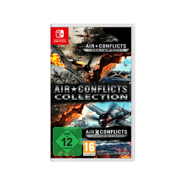 SW AIR CONFLICTS COLLECTION - Nintendo Switch