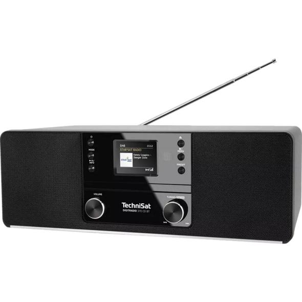 TECHNISAT DIGITRADIO 370 CD BT, DAB+ Radio