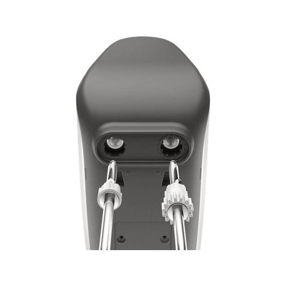 PHILIPS HR 3746/00, Mixer, 450 Watt, Weiß/Grau
