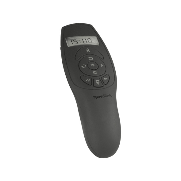 SPEEDLINK SL-600401-BK, Presenter, Laserpointer