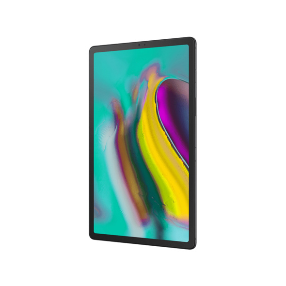 SAMSUNG Tab S5e LTE, Tablet, 128 GB, 6 GB RAM, 10.5 Zoll, Android 9.0 + One UI 2.1 + KNOX 3.5, Schwarz