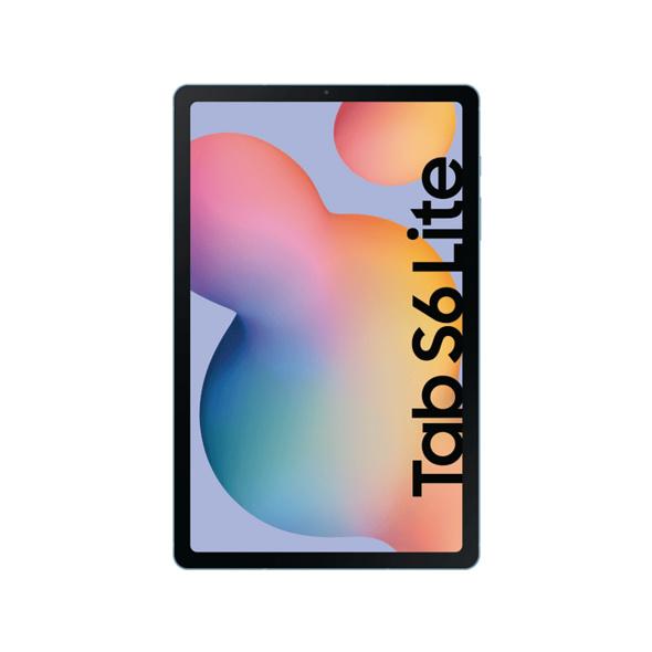 SAMSUNG Galaxy Tab S6 Lite Wi-Fi, Tablet, 64 GB, 4 GB RAM, 10.4 Zoll, Android 10.0 - One UI 2.1 - Knox 3.5, Angora Blue