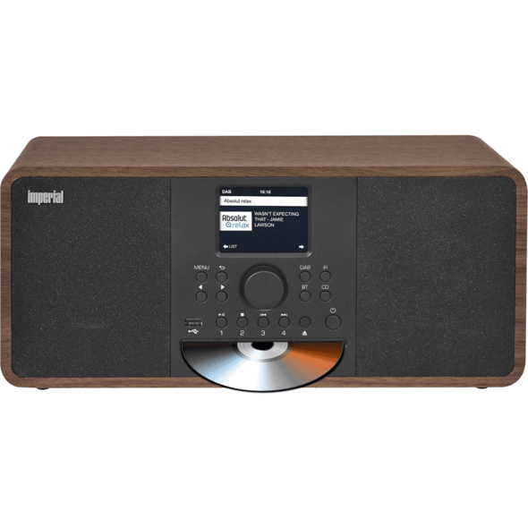 IMPERIAL DABMAN i205CD, DAB+ Radio