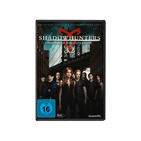Shadowhunters - Staffel 3.2 - (DVD)