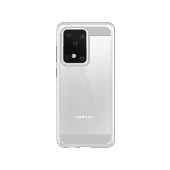 BLACK ROCK Cover Air Robust Handyhülle, Samsung Galaxy S20 Ultra, Transparent