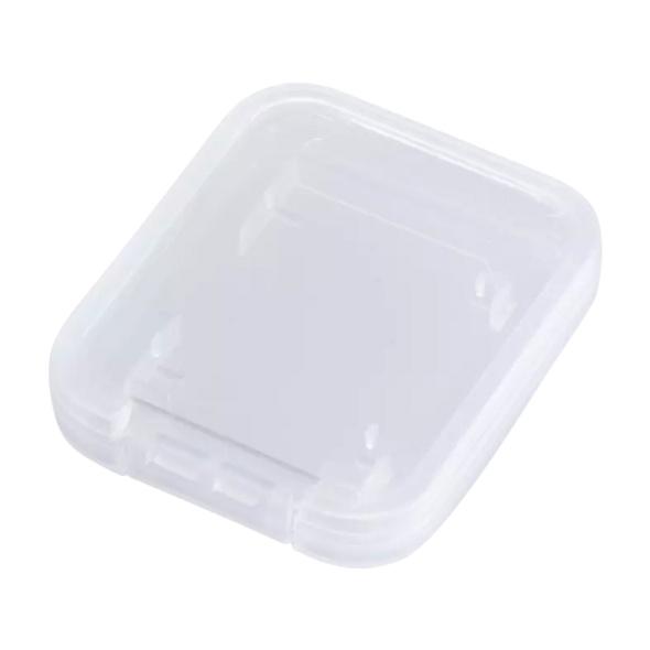 HAMA SD Slim Speicherkarten-Box, Transparent