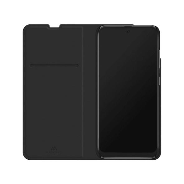 BLACK ROCK Flex Carbon Handyhülle, Samsung Galaxy A71, Schwarz