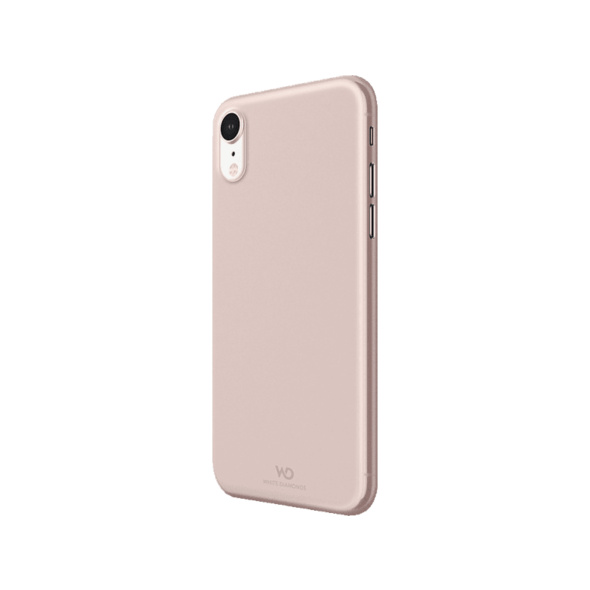 WHITE DIAMONDS Ultra Thin Iced Handyhülle, Apple iPhone XR, Rosegold
