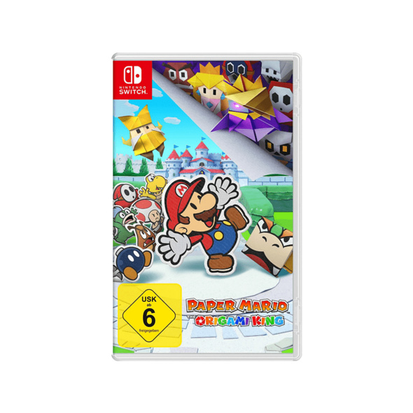 Paper Mario - The Origami King  - Nintendo Switch