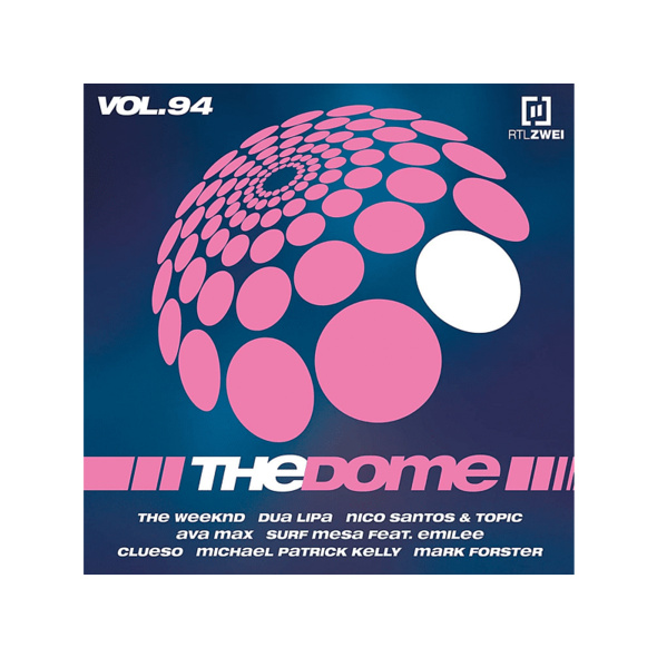 VARIOUS - THE DOME 94 - (CD)