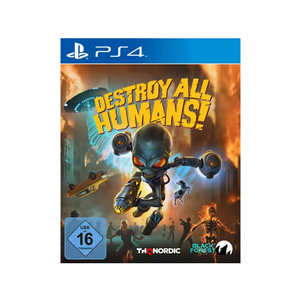 Destroy all Humans! - PlayStation 4