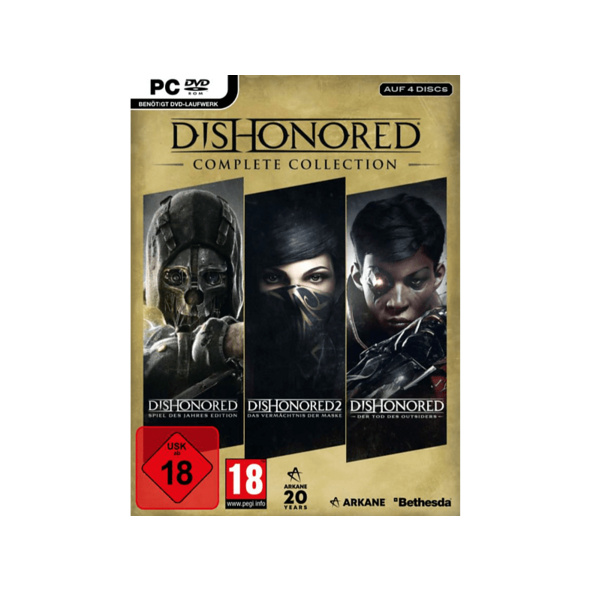 Dishonored - Complete Collection - PC