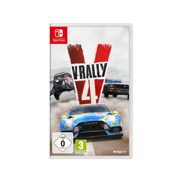 V-Rally 4 - Nintendo Switch