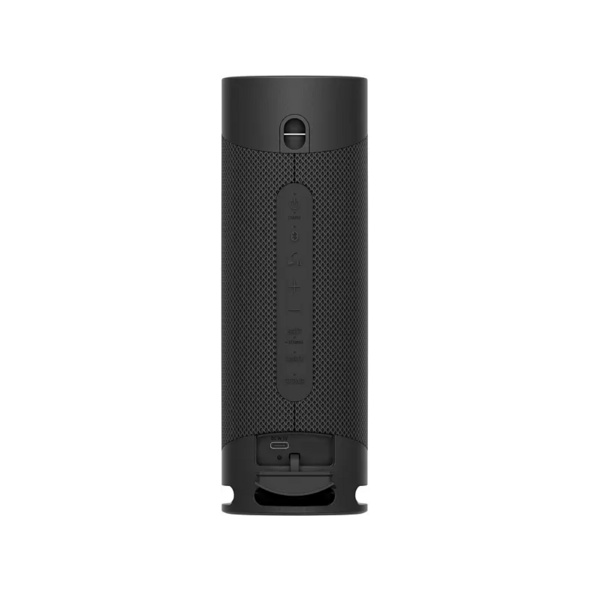 SONY SRS-XB23 tragbar, kabellos, 12h Akkulaufzeit, EXTRA BASS, Bluetooth Lautsprecher, Wasserfest, Schwarz