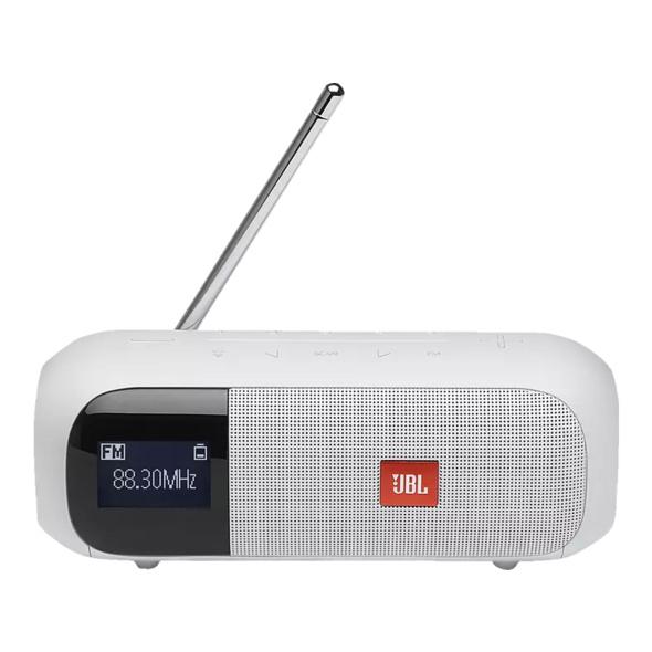 JBL Tuner 2, DAB Radio, Weiß