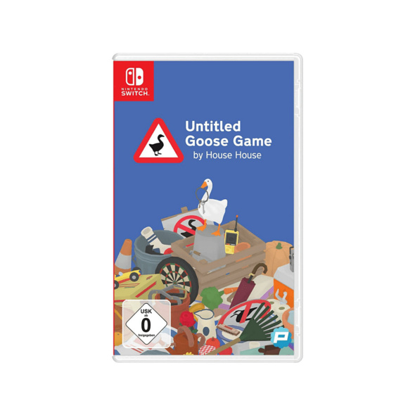 Untitled Goose Game - Nintendo Switch