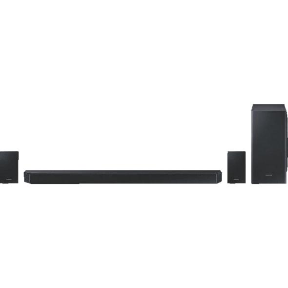 SAMSUNG HW-Q950T, Soundbar, Schwarz