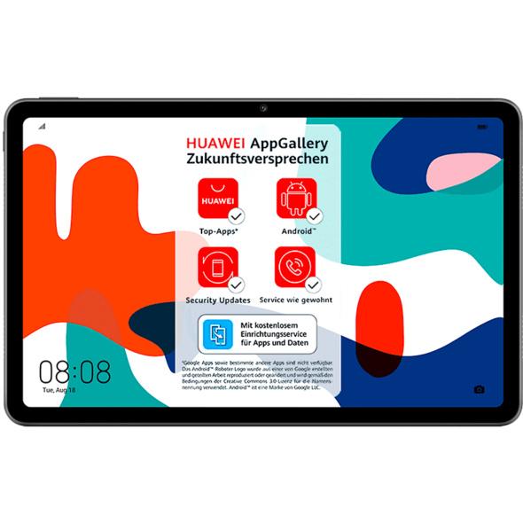 HUAWEI Matepad Wi-Fi, Tablet, 32 GB, 3 GB RAM, 10.4 Zoll, Android™ 10.0, EMUI 10.1, Midnight Grey