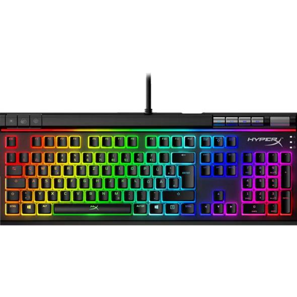 HYPERX Alloy Elite™ 2, Gaming Tastatur, Mechanisch, Sonstiges