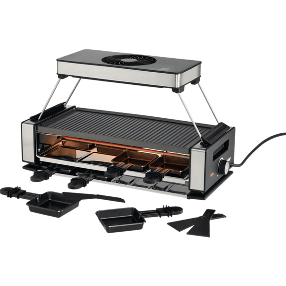 UNOLD 48785 Smokeless, Raclette