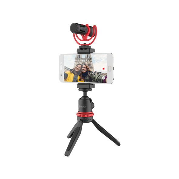 BOYA BY-VG350 Vlogging Kit