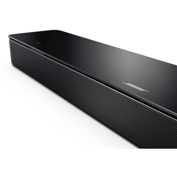 BOSE Smart Soundbar 300, Soundbar, Schwarz