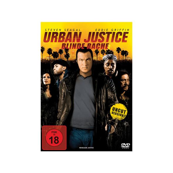 Urban Justice - Blinde Rache - (DVD)