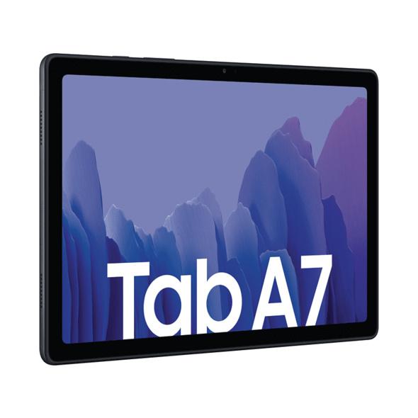 SAMSUNG TAB A7 Wi-Fi, Tablet, 32 GB, 3 GB RAM, 10.4 Zoll, Android 10.0, One UI Core 2.5, Knox 3.5, Grau